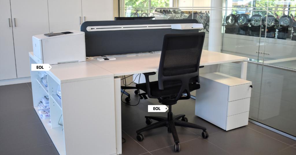 BMW Gregoir, bureauoplossing