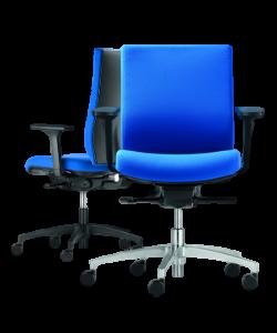 Dauphin, ergonomische stoelen