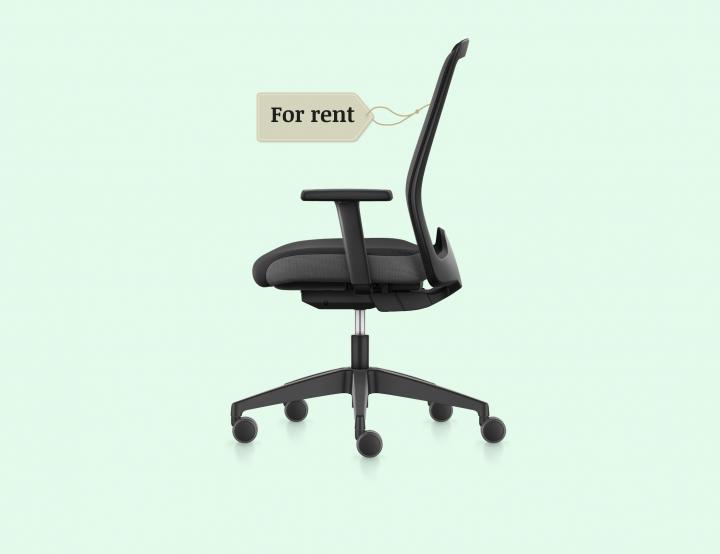 Verhuur ergonomische bureaustoel blog