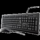 Extern toetsenbord met muis